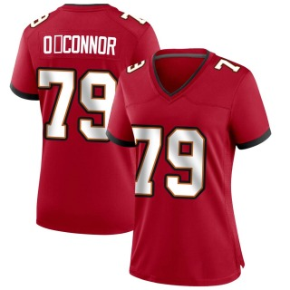 Patrick O'Connor Women's Tampa Bay Buccaneers Nike Team Color Jersey - Game Red