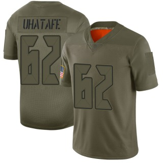 Salesi Uhatafe Youth Tampa Bay Buccaneers Nike 2019 Salute to Service Jersey - Limited Camo
